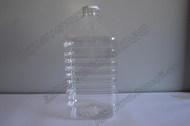 4L食用油瓶子